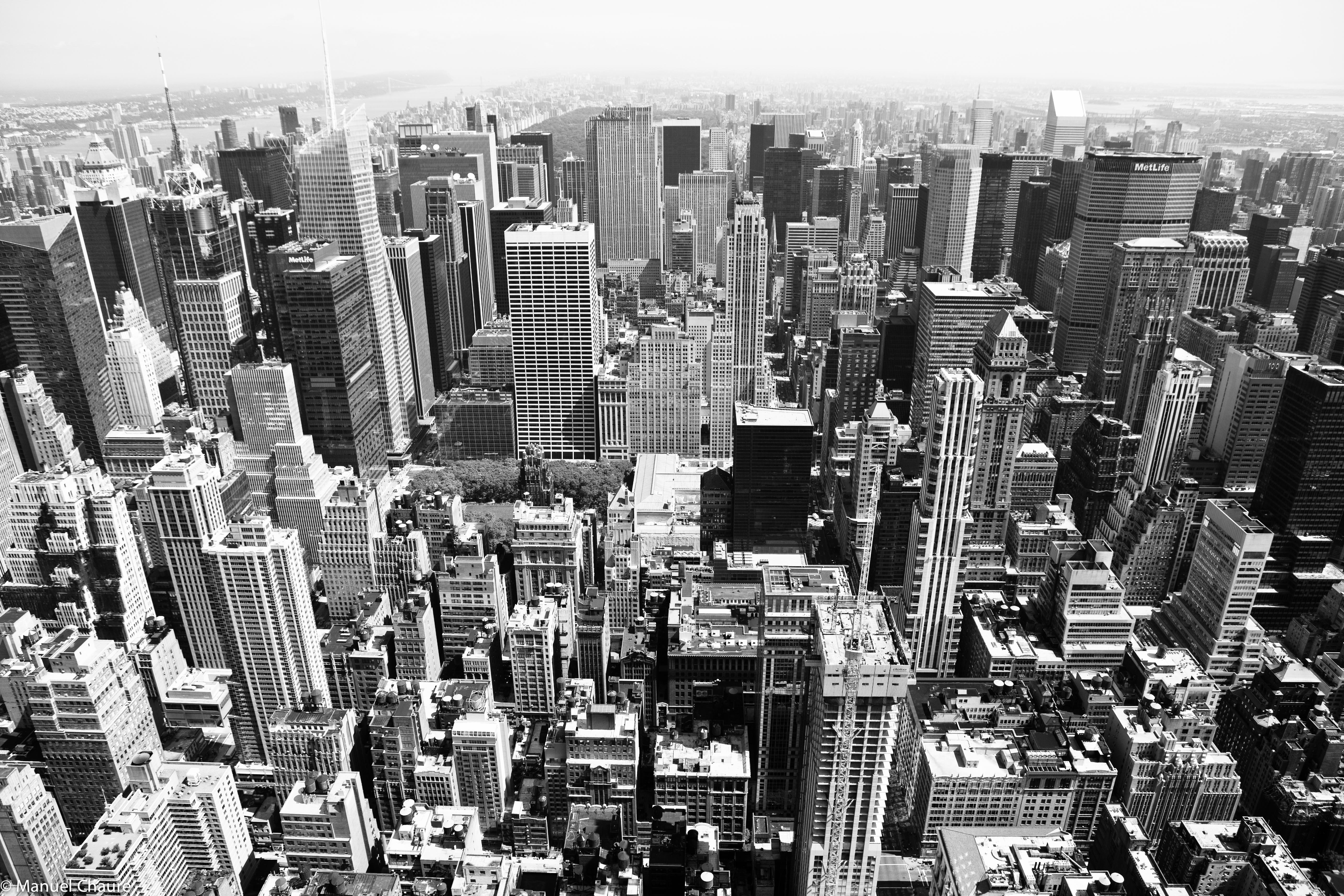 manhattan north from the - photo #3