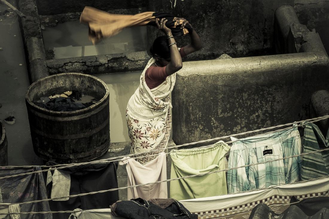 Bombay laundry