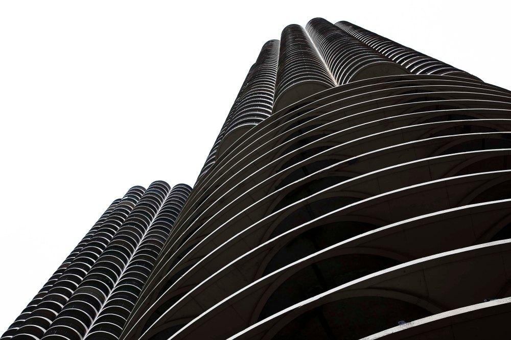 Marina Towers. Chicago