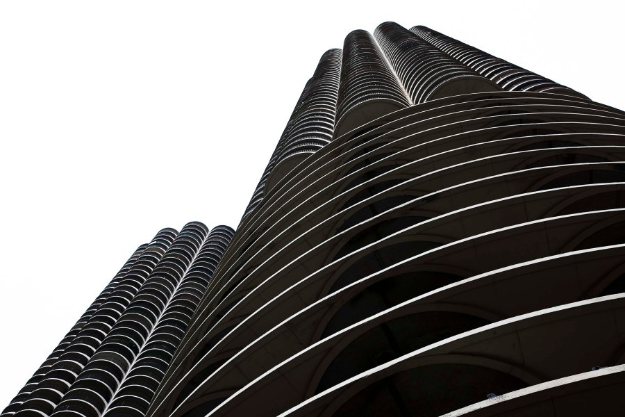 Marina Towers. Chicago